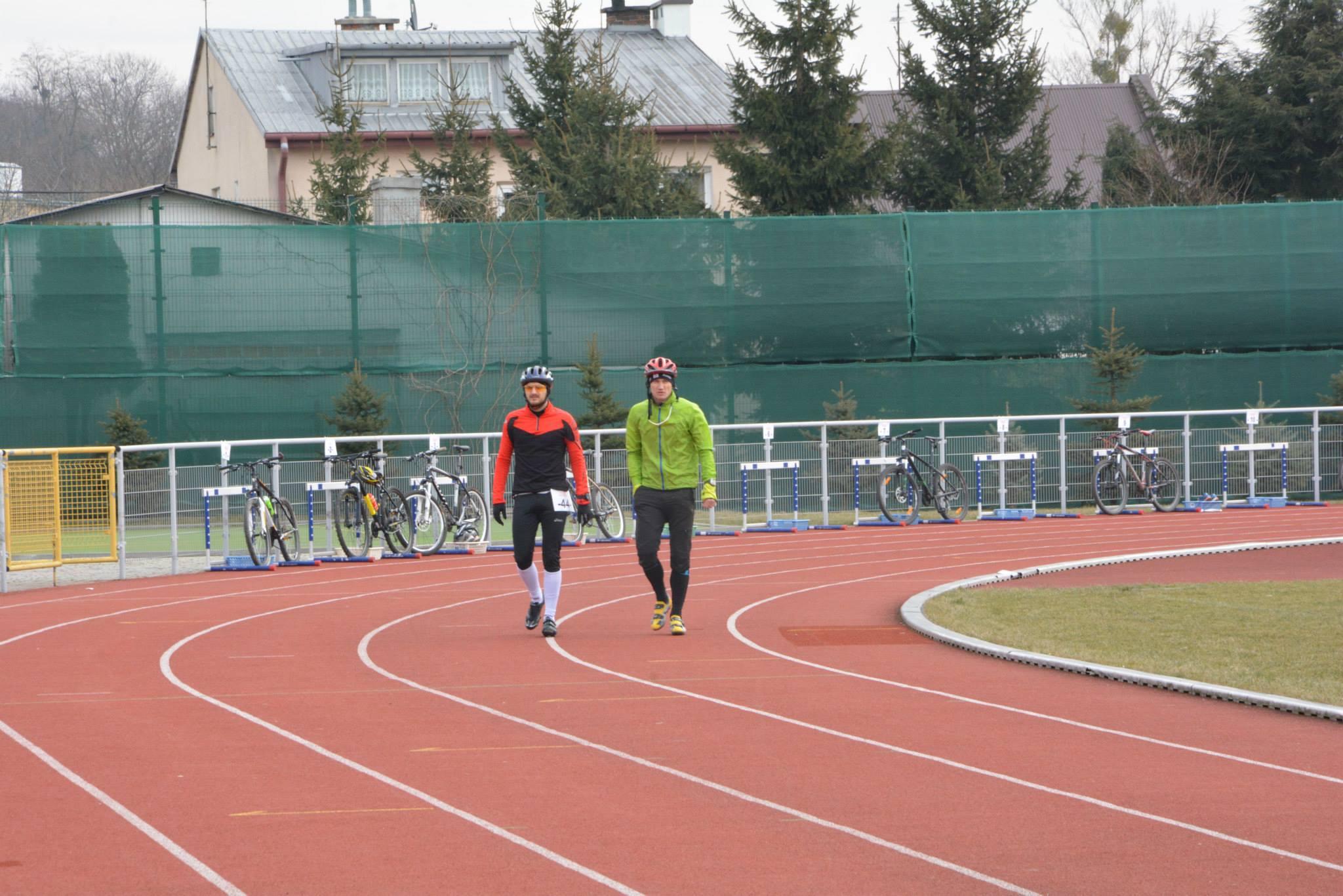 VIII Zimowe Otwarte Mistrzostwa Sandomierza w Triathlonie