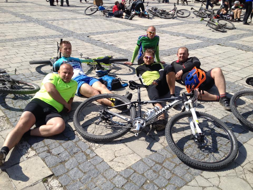 II ŚLR MTB Cross Maraton Sandomierz