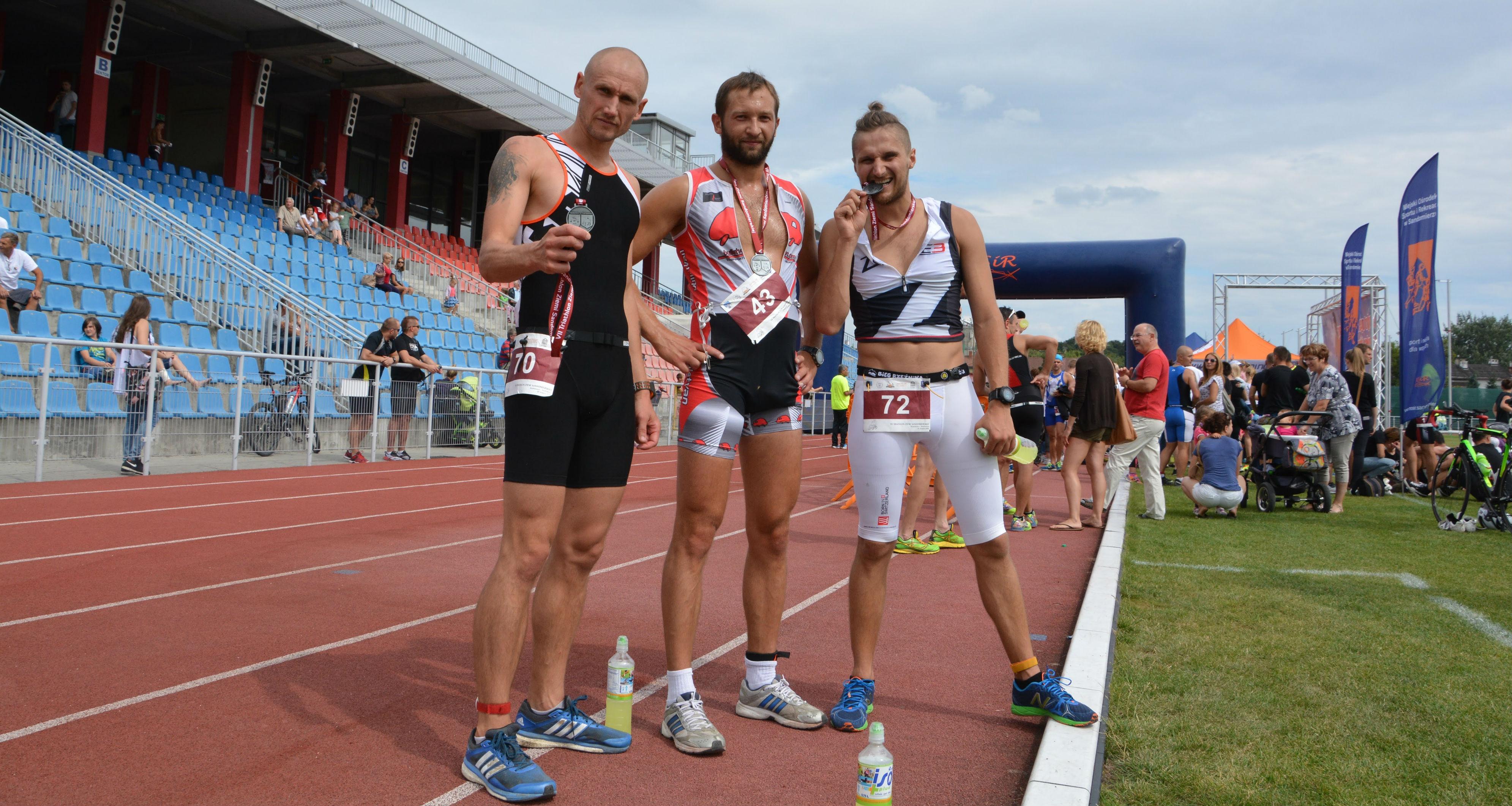 VII Triathlon Ziemi Sandomierskiej