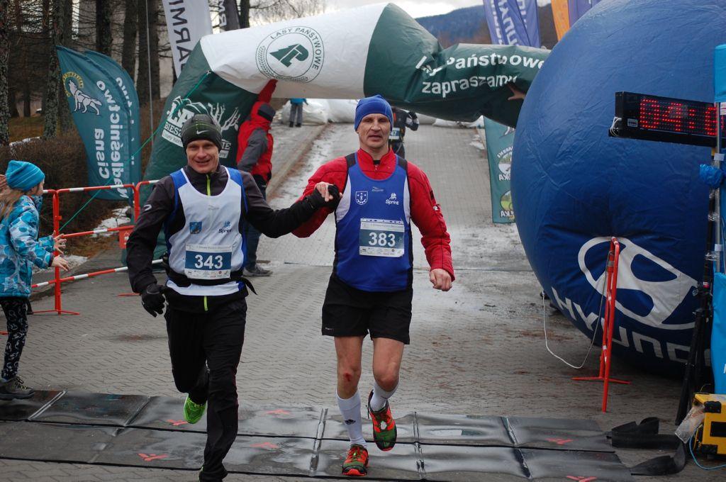 II Zimowy Maraton Bieszczadzki