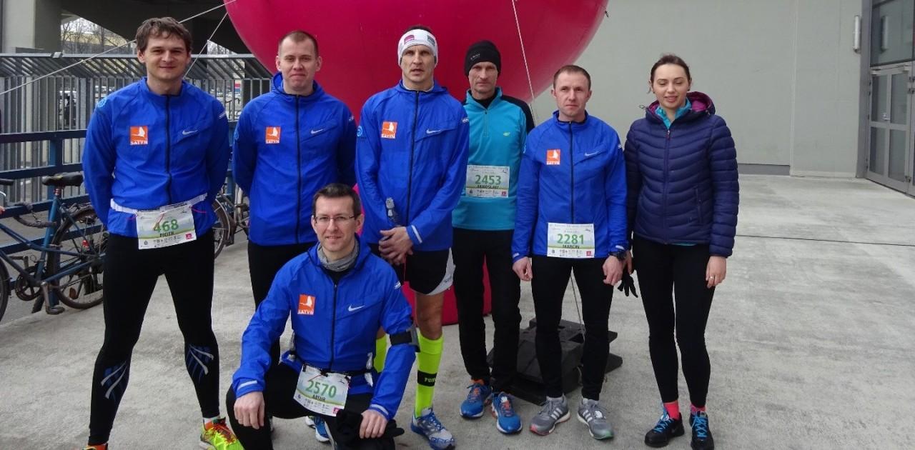 XIII Półmaraton Marzanny