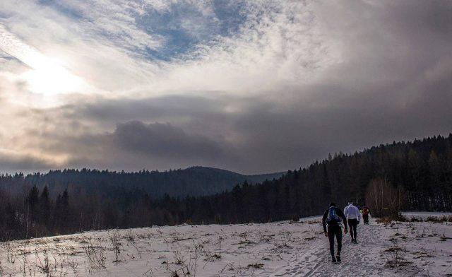 Zimowy Maraton Bieszczadzki + Zimowa Bieszczadzka Dycha 2018